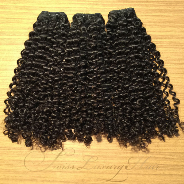 Swiss Luxury Hair - Kinky Curly