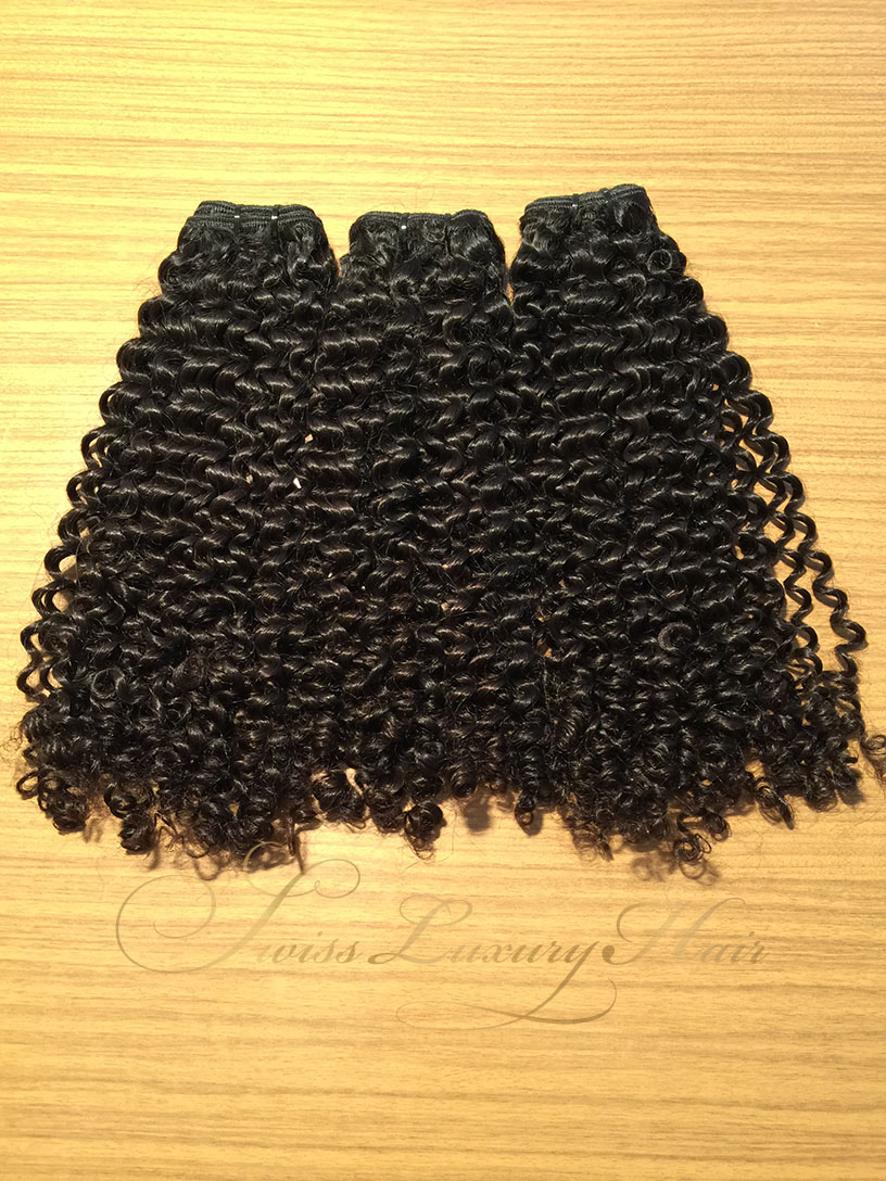 Swiss Luxury Hair - Kinky Curly