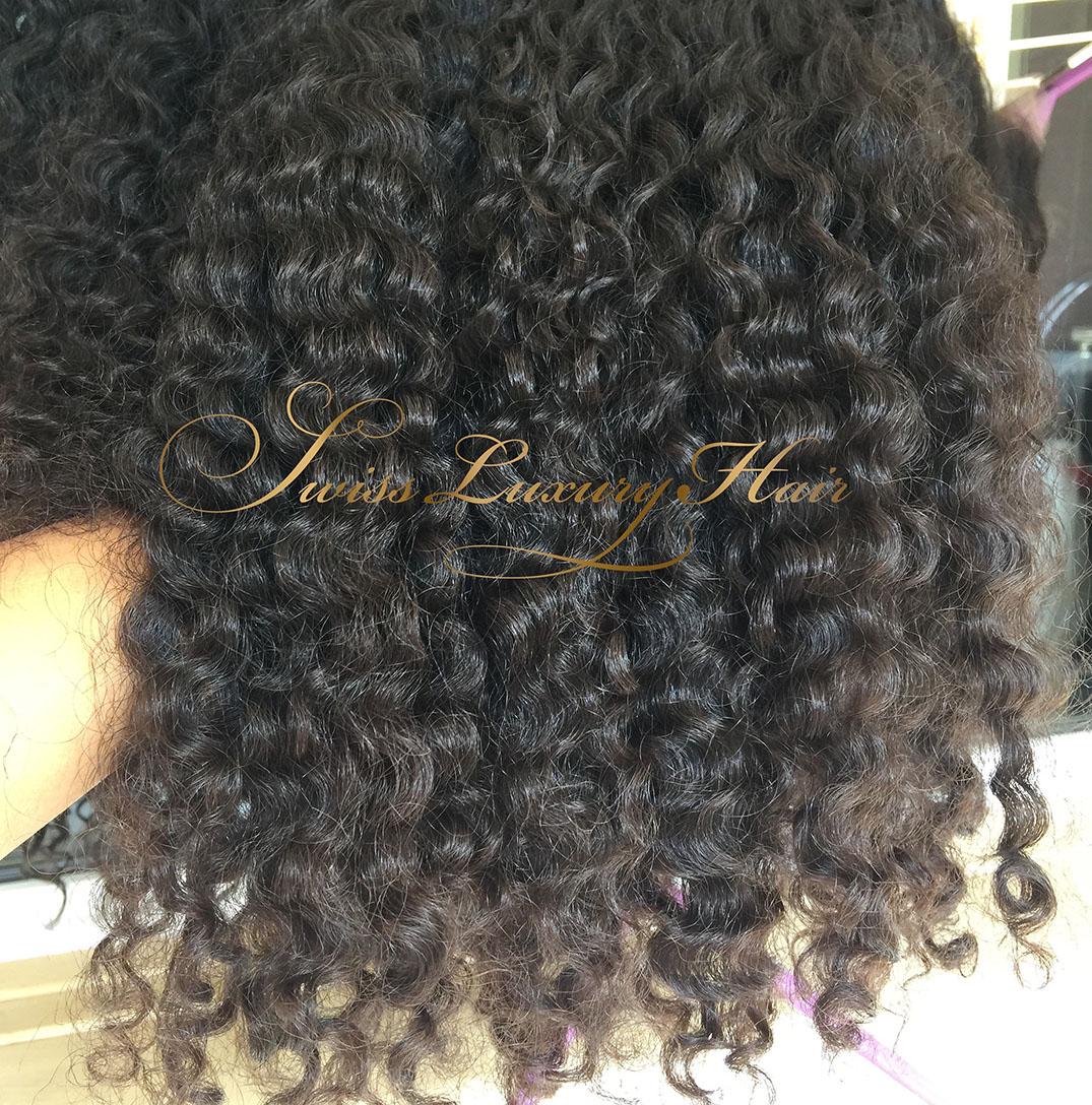 Swiss Luxury Hair - Bouclés Profond (Deep Curly)