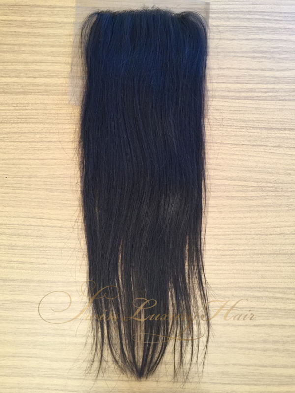 Swiss Luxury Hair - Closure 5x5 Straight