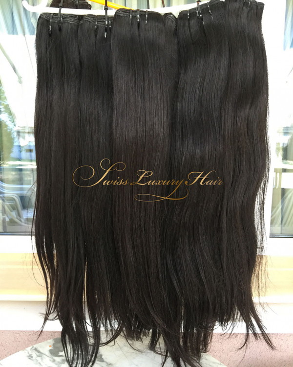 Swiss Luxury Hair - Cheveux Indiens Lisse (Straight)