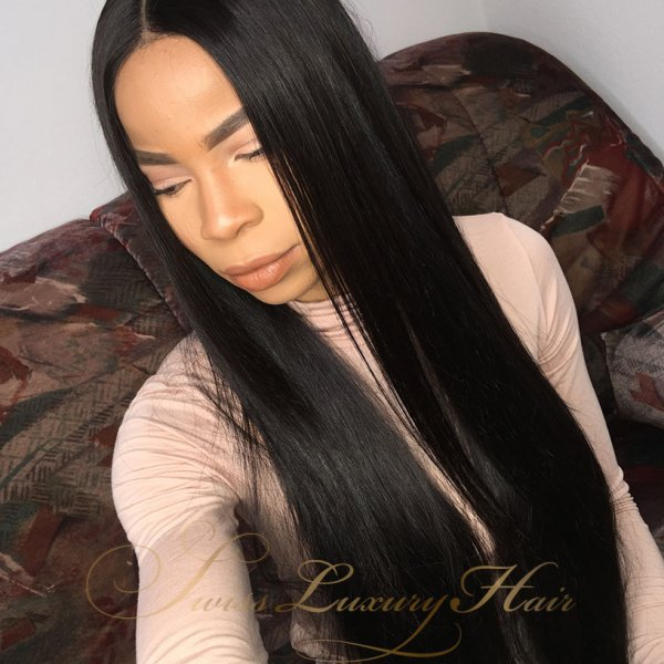 Swiss Luxury Hair Wig Straight