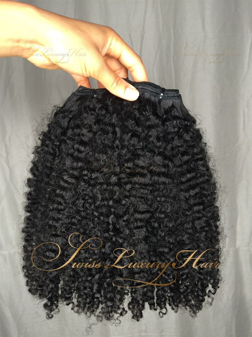 Swiss Luxury Hair - Type-4 Curl