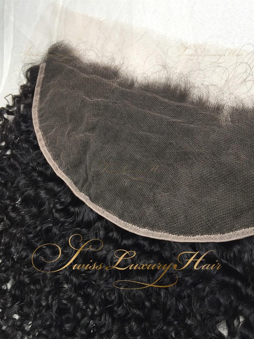 Swiss Luxury Hair - Frontal Deep Curly