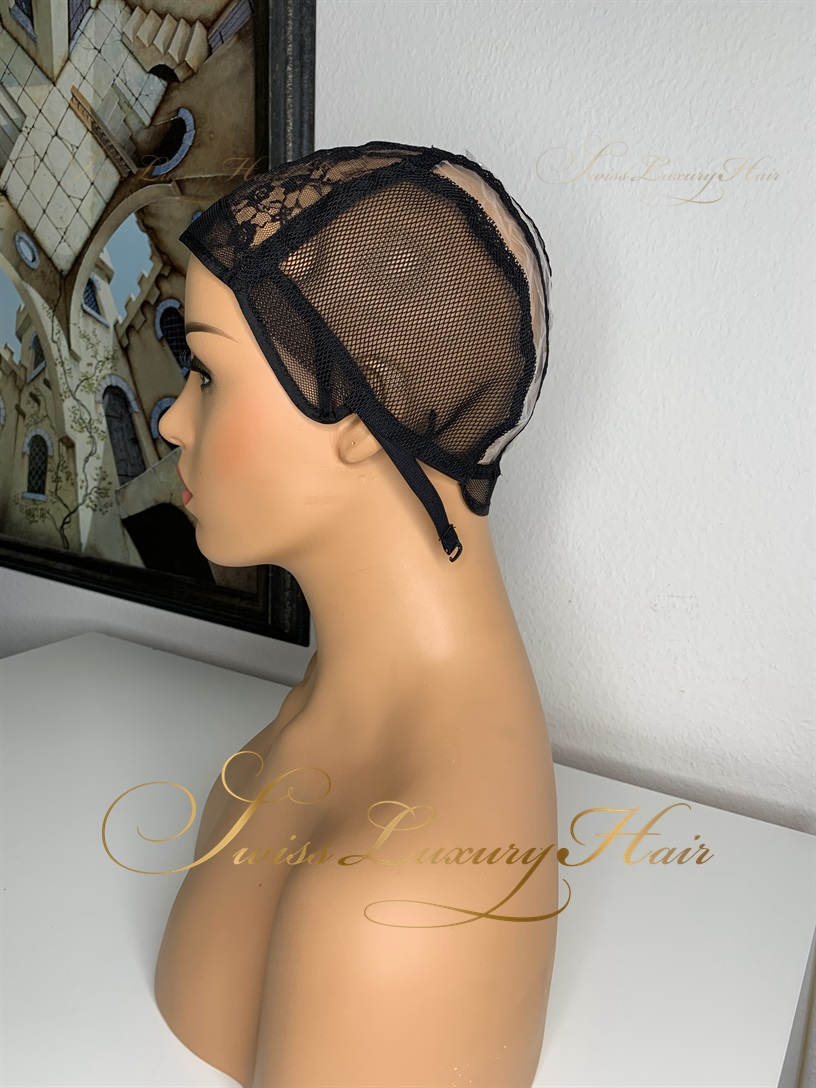 Swiss Luxury Hair - Ventilating Wig Cap
