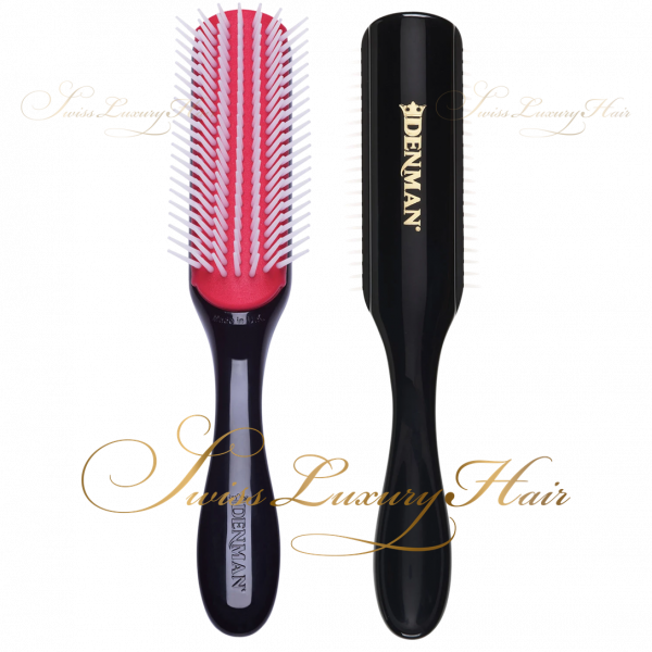 Swiss Luxury Hair - Denman Brushes