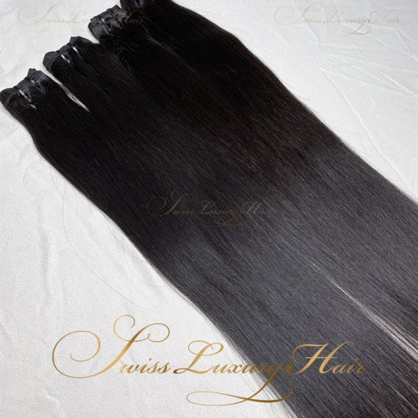 Swiss Luxury Hair - Burmese Silky Straight