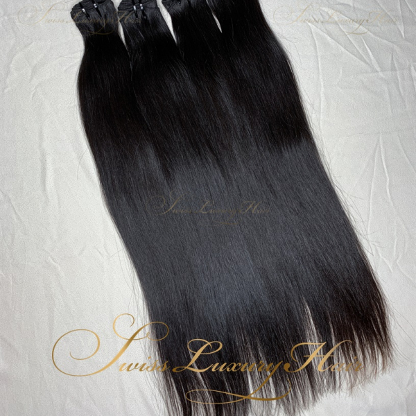Swiss Luxury Hair - Raw Filipino Straight